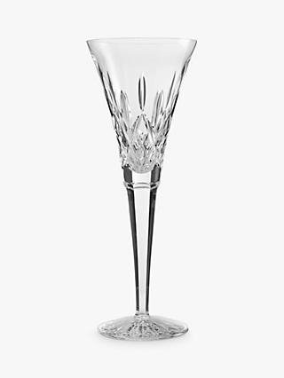 Waterford Crystal Lismore Cut Lead Crystal Champagne Toasting Flutes, Set of 2
