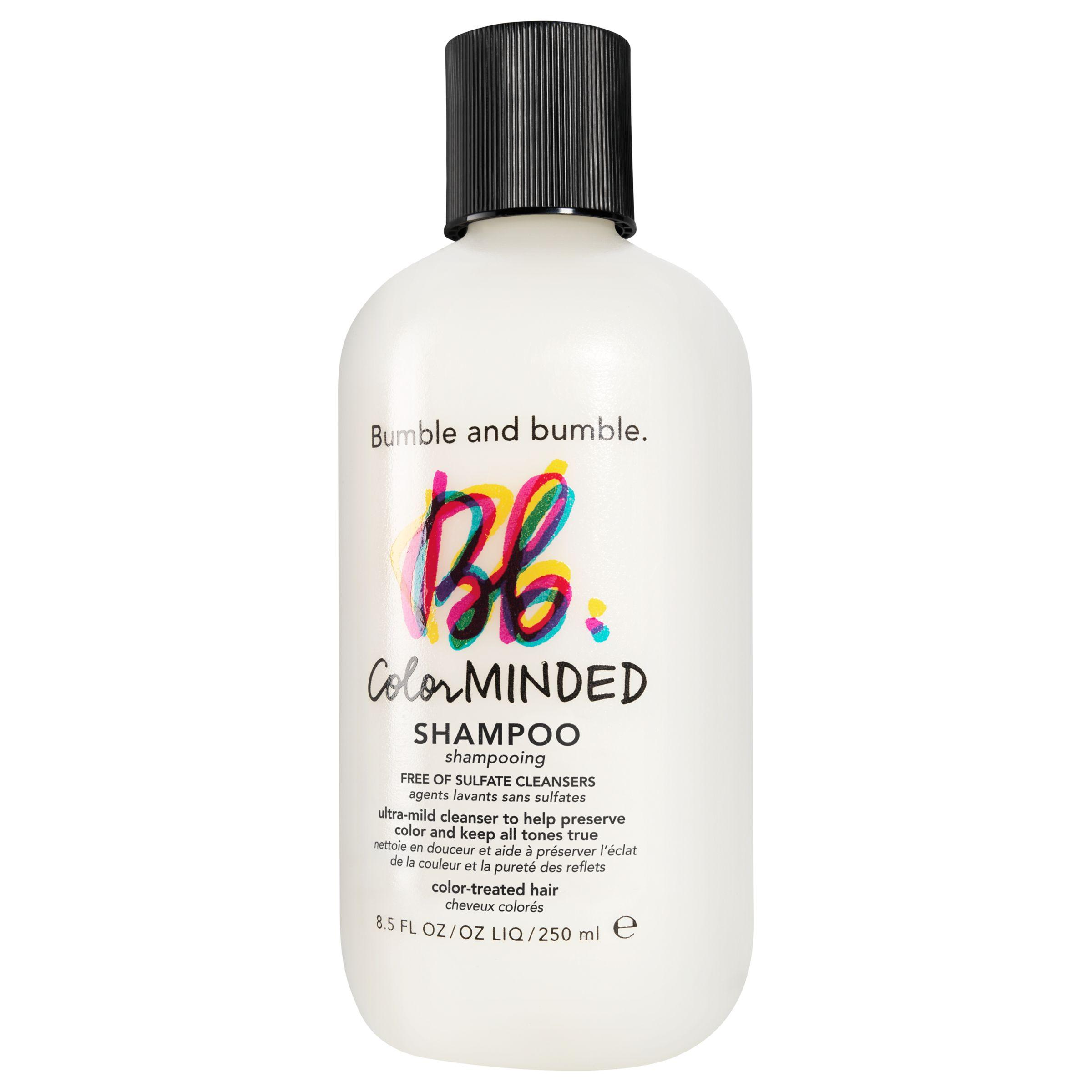 Bumble and bumble Bumble and bumble Color Minded Sulfate Free Shampoo, 250ml