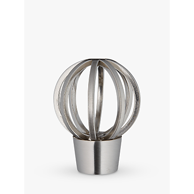 Product photo of John lewis steel cage finial dia 19mm