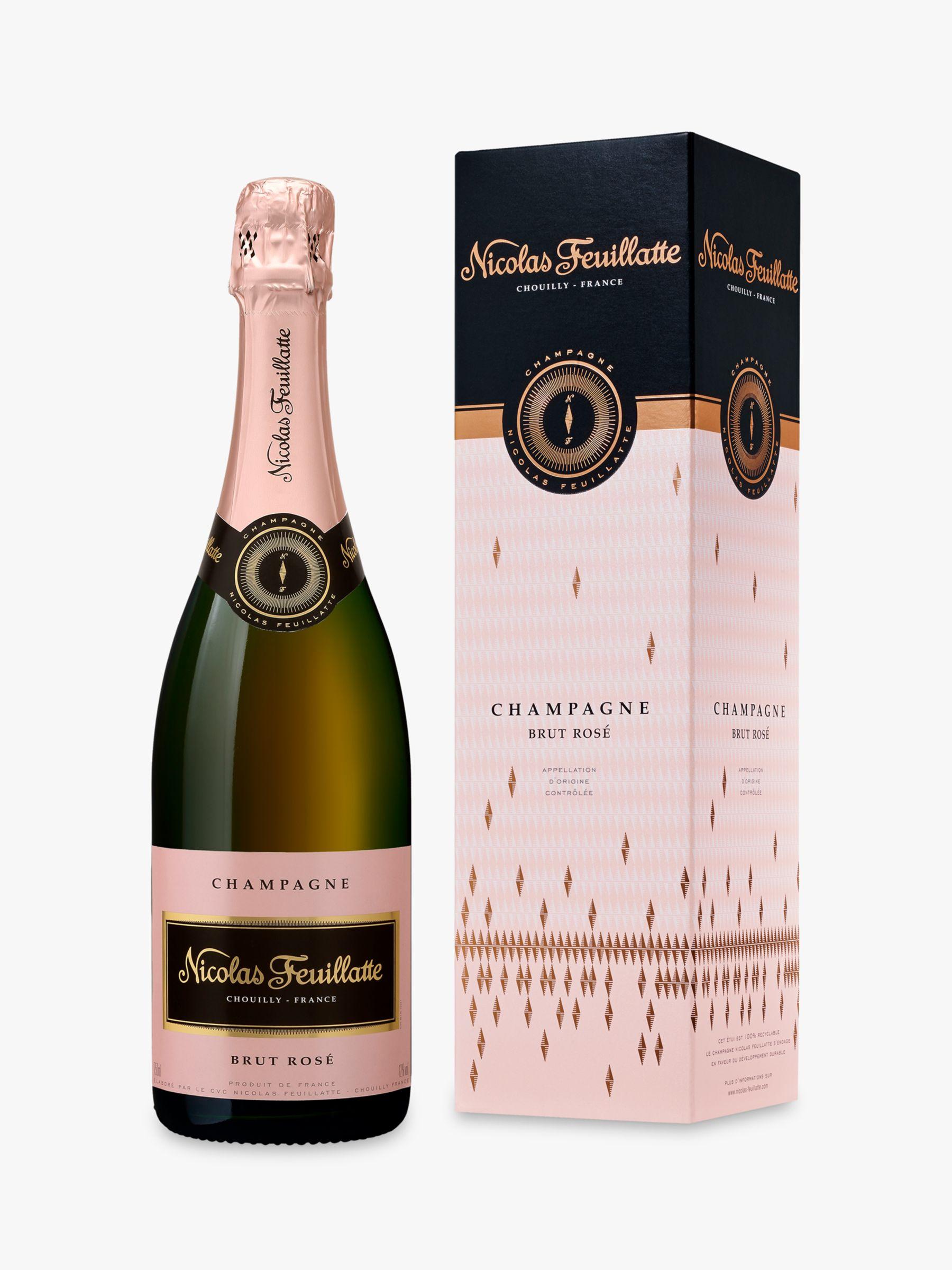 Nicolas Feuillatte Nicolas Feuillatte Brut Rosé Champagne, 75cl