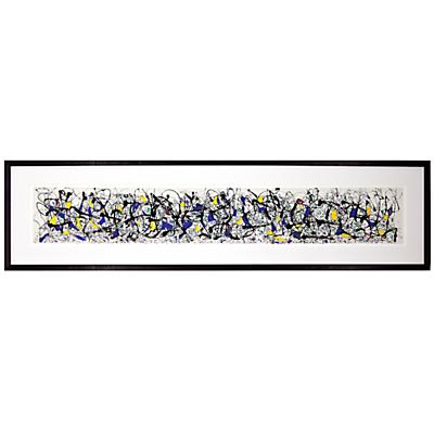 Jackson Pollock – Summertime, 39 x 150cm