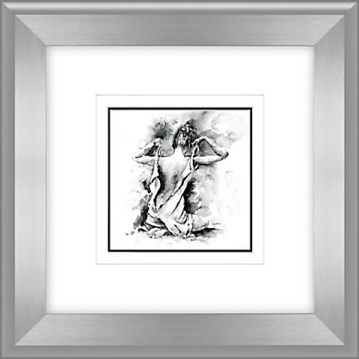 Joanne Boon Thomas Figurative Study IV Framed Print 47 x 47cm