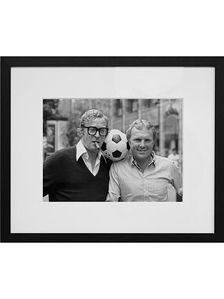Buy Getty Images Gallery Caine & Moore 1981 Framed Print, 49 x 57cm Online at johnlewis.com