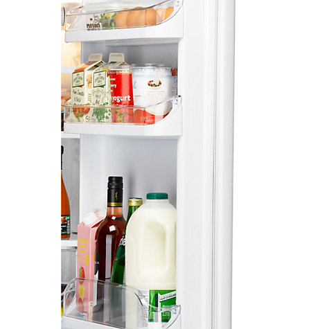 Buy Hotpoint RFAA52P Freestanding Fridge Freezer, A+ Energy Rating, 55cm Wide, White Online at johnlewis.com