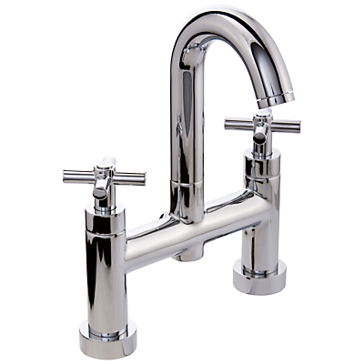 Image of John Lewis & Partners Arun Bathroom Filler Tap