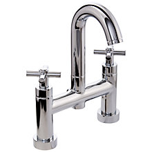 Buy John Lewis Arun Bath Filler Tap Online at johnlewis.com
