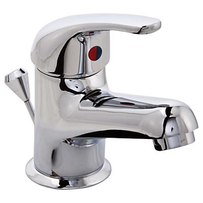 Image of John Lewis & Partners Ellen Monobloc Basin Mixer Bathroom Tap