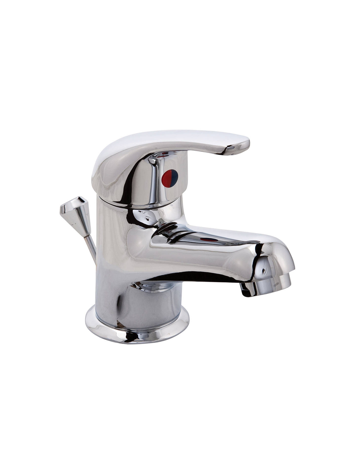 BuyJohn Lewis & Partners Ellen Monobloc Basin Mixer Bathroom Tap Online at johnlewis.com