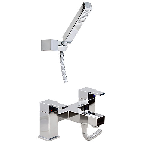Buy John Lewis Hodder Bath and Shower Mixer Tap Online at johnlewis.com