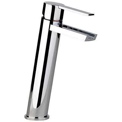 Abode Desire Single Lever Basin Mixer Tap, H232mm