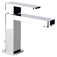 Buy Abode Fervour Single Lever Basin Tap with Pop up Waste Online at johnlewis.com