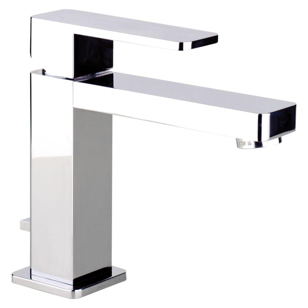 Abode fervour single lever basin bathroom tap octer for Bathroom 00