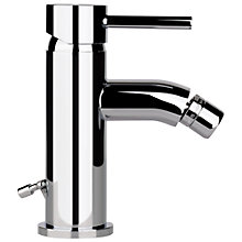 Buy Abode Harmonie Bidet Mixer Tap with Pop Up Waste Online at johnlewis.com