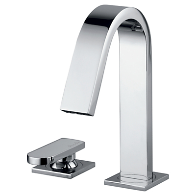 Image of Abode Rapture Two Piece Bathroom Filler Tap