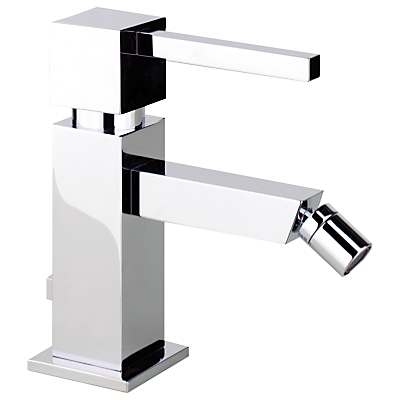 Image of Abode Zeal Single Lever Bathroom Basin Mixer Tap with Pop Up Waste, H150mm