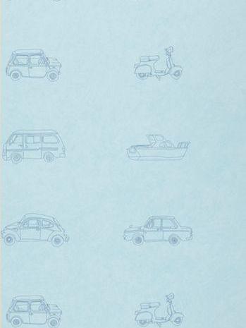Harlequin Harlequin Go Go Retro Children's Wallpaper