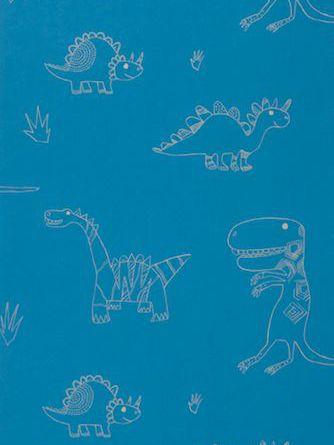 Harlequin Harlequin Jolly Jurassic Children's Wallpaper