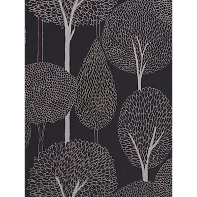 Image of Harlequin Silhouette Wallpaper