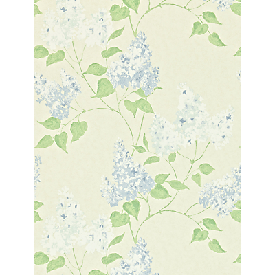 Image of Sanderson Lilacs Wallpaper
