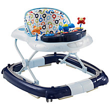 Buy My Child Walk n' Rock Baby Walker, Blue Online at johnlewis.com