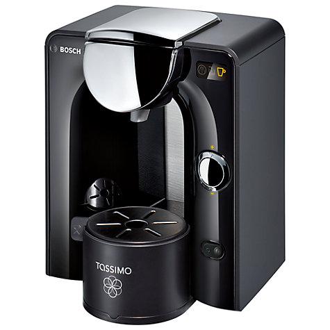 Buy Tassimo Charmy Coffee Machine By Bosch Black John Lewis