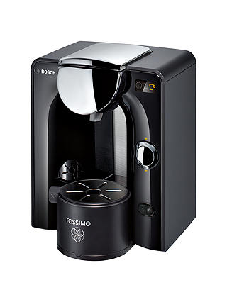 Buy Tassimo Charmy Coffee Machine by Bosch, Black Online at johnlewis.com