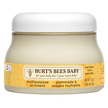 Buy Burt's Bees Baby Bee Multipurpose Ointment, 210g Online at johnlewis.com