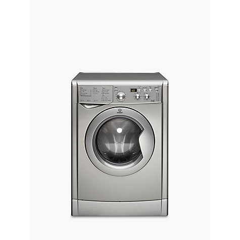 buy indesit iwdd7143s ecotime washer dryer 7kg wash 5kg. Black Bedroom Furniture Sets. Home Design Ideas
