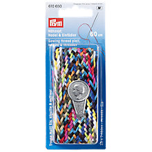 Buy Prym Sewing Thread Plait with Needle and Threader Online at johnlewis.com