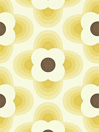Orla Kiely House for Harlequin Striped Petal Wallpaper
