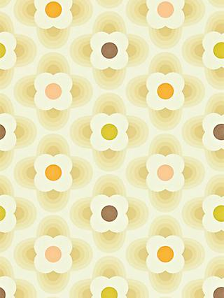 Orla Kiely House for Harlequin Multi Striped Petal Wallpaper