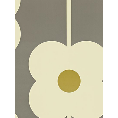 Image of Orla Kiely House for Harlequin Giant Abacus Flower Wallpaper