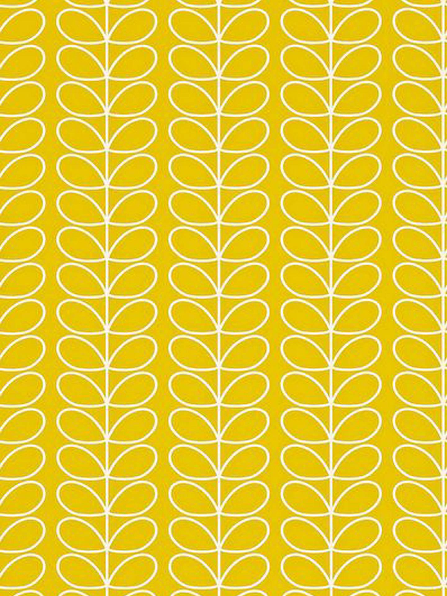 Orla Kiely House For Harlequin Linear Stem Wallpaper 110400