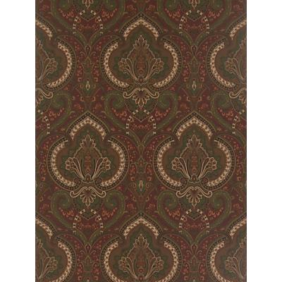 Image of Ralph Lauren Castlehead Paisley Wallpaper