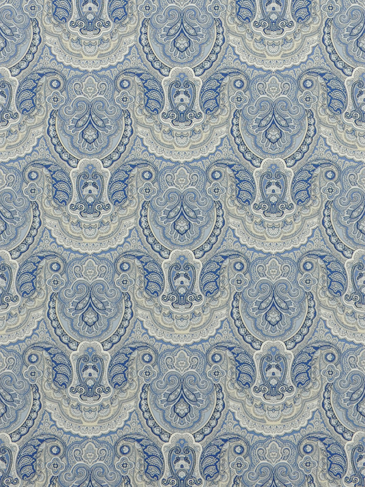 BuyRalph Lauren Crayford Paisley Wallpaper, Porcelain, Prl034/01 Online at johnlewis.com