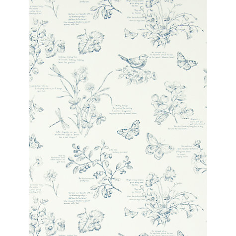 Saratoga Toile Wallpaper by Ralph Lauren | Jane Clayton