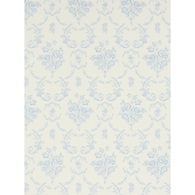 Image of Ralph Lauren Saratoga Toile Wallpaper
