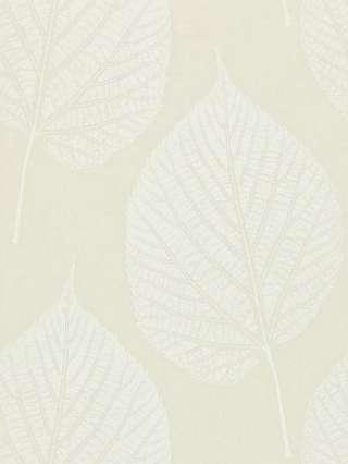 Harlequin Leaf Wallpaper At John Lewis Partners
