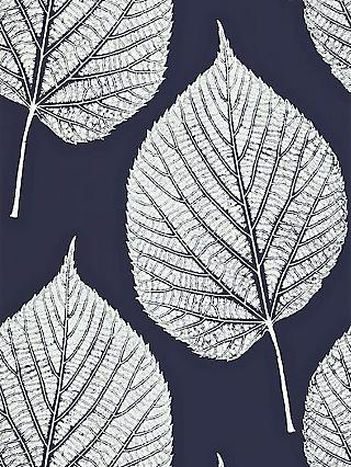 Harlequin Leaf Wallpaper