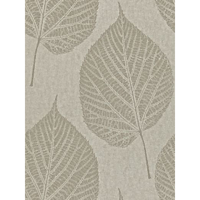 Image of Harlequin Leaf Wallpaper