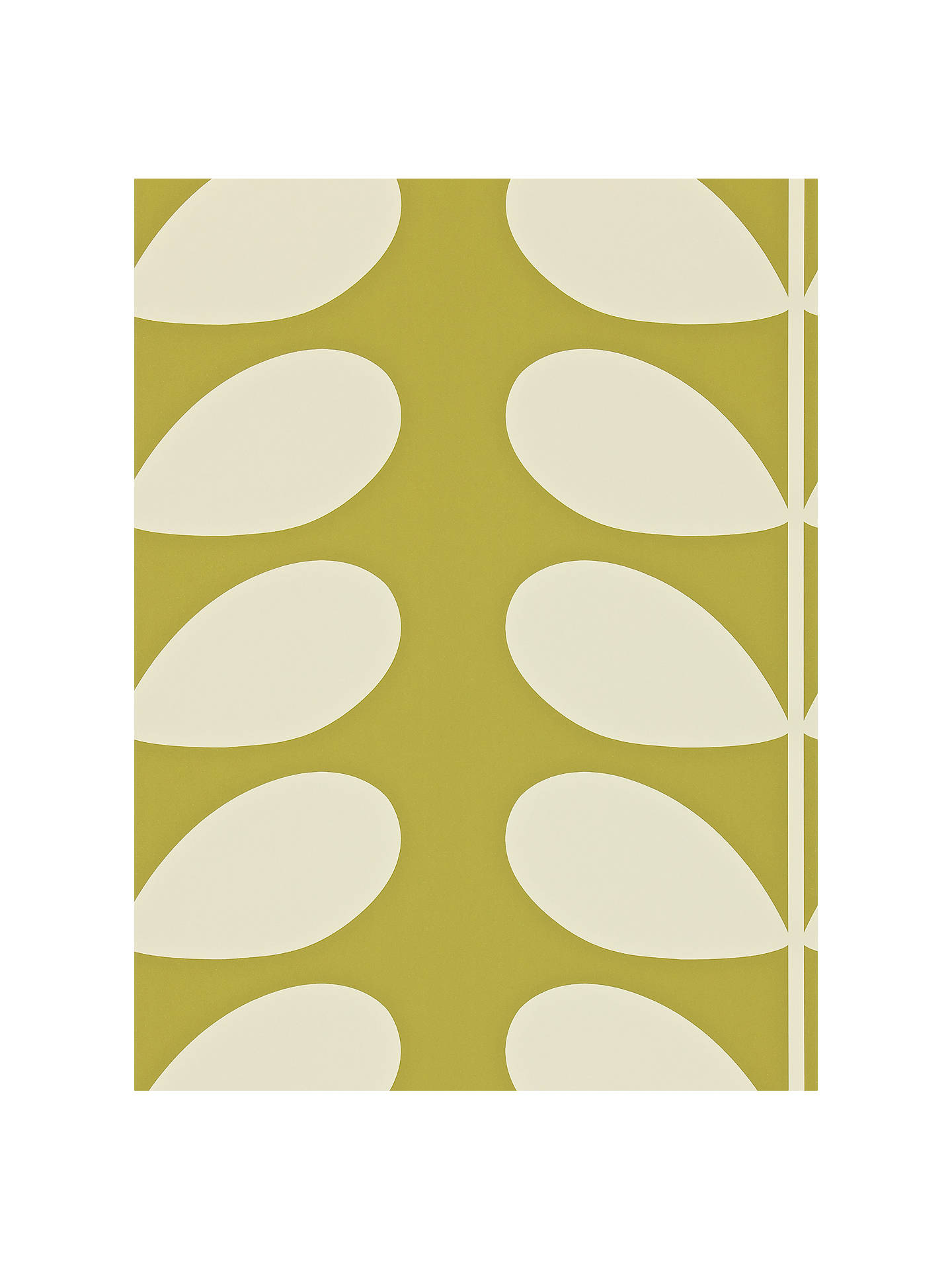 Buy Orla Kiely House for Harlequin Giant Stem Wallpaper, 110395 Online at johnlewis.com