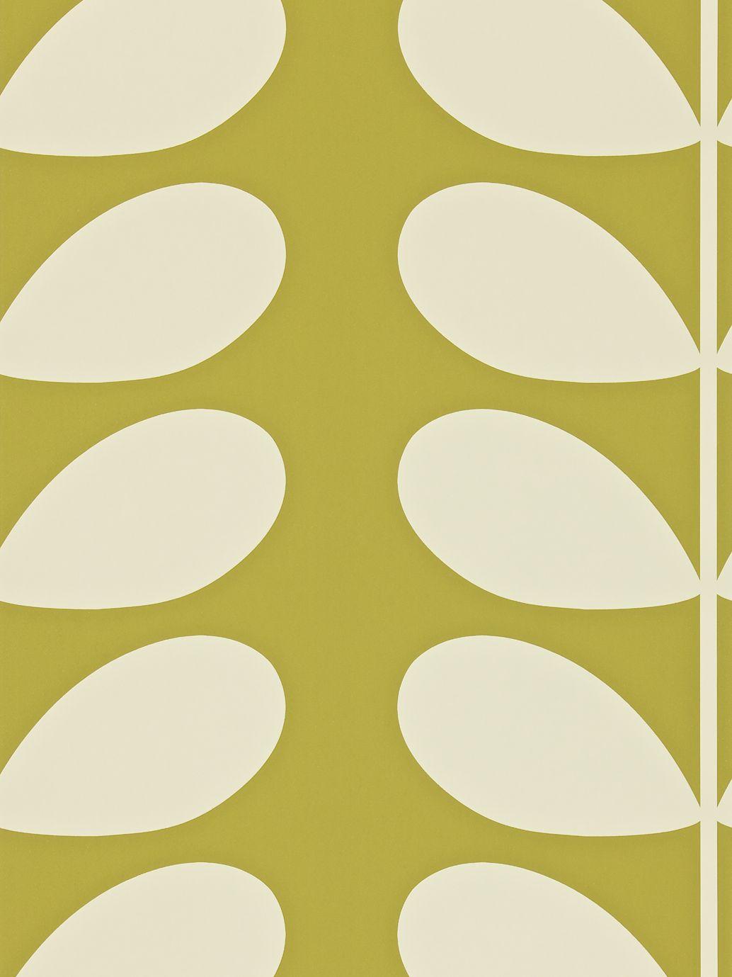 Orla Kiely House for Harlequin Orla Kiely House for Harlequin Giant Stem Wallpaper