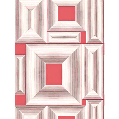 Image of Harlequin Maze Wallpaper