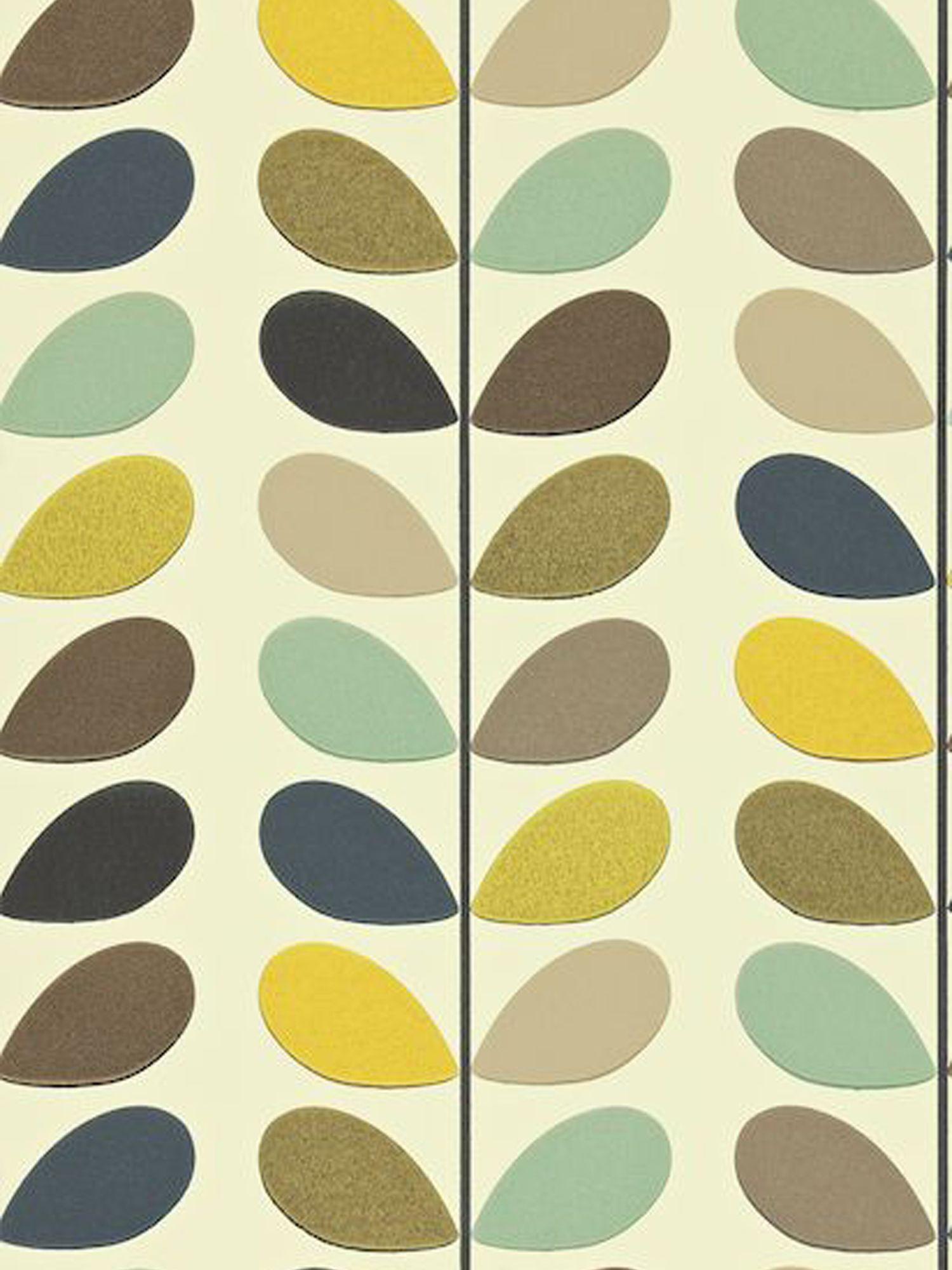 Orla Kiely House for Harlequin Orla Kiely House for Harlequin Multi Stem Wallpaper