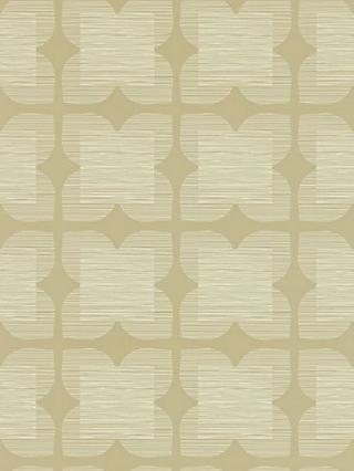 Orla Kiely House for Harlequin Flower Tile Wallpaper