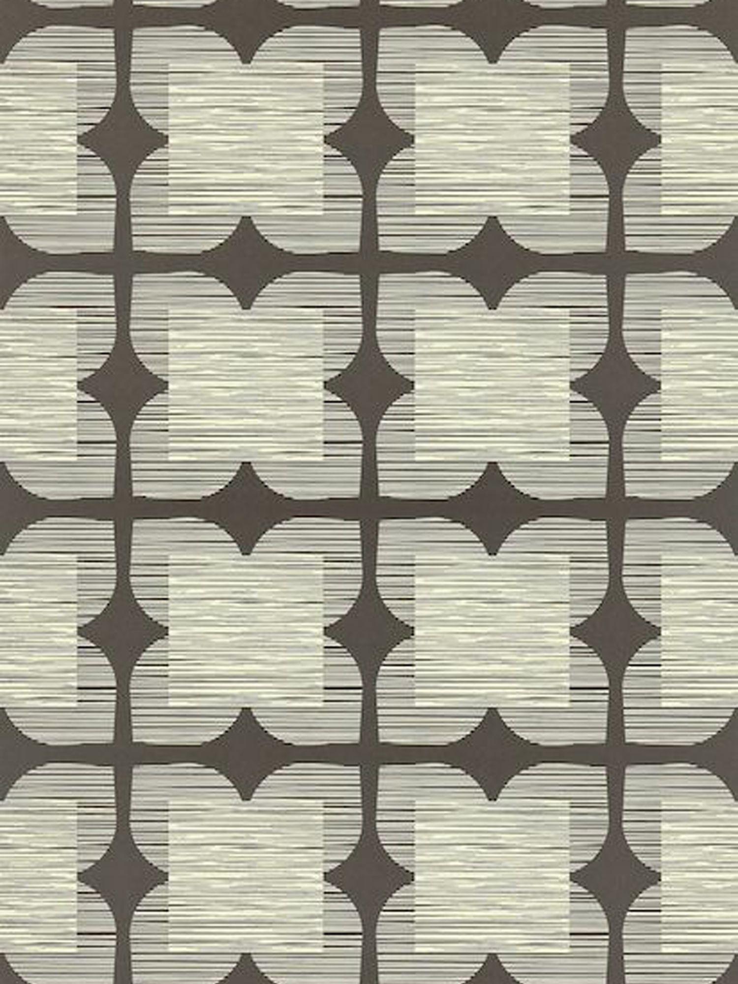 Orla Kiely House for Harlequin Orla Kiely House for Harlequin Flower Tile Wallpaper