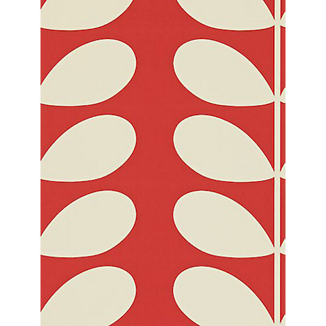 Buy Orla Kiely House for Harlequin Giant Stem Wallpaper Online at johnlewis.com