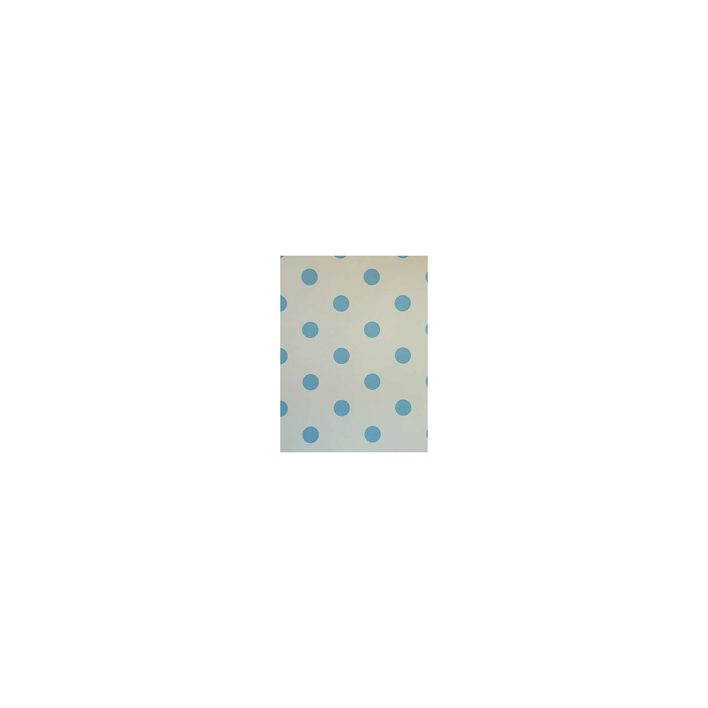 BuyPrestigious Textiles Polka Dot Wallpaper, Chambray, 1940/765 Online at johnlewis.com