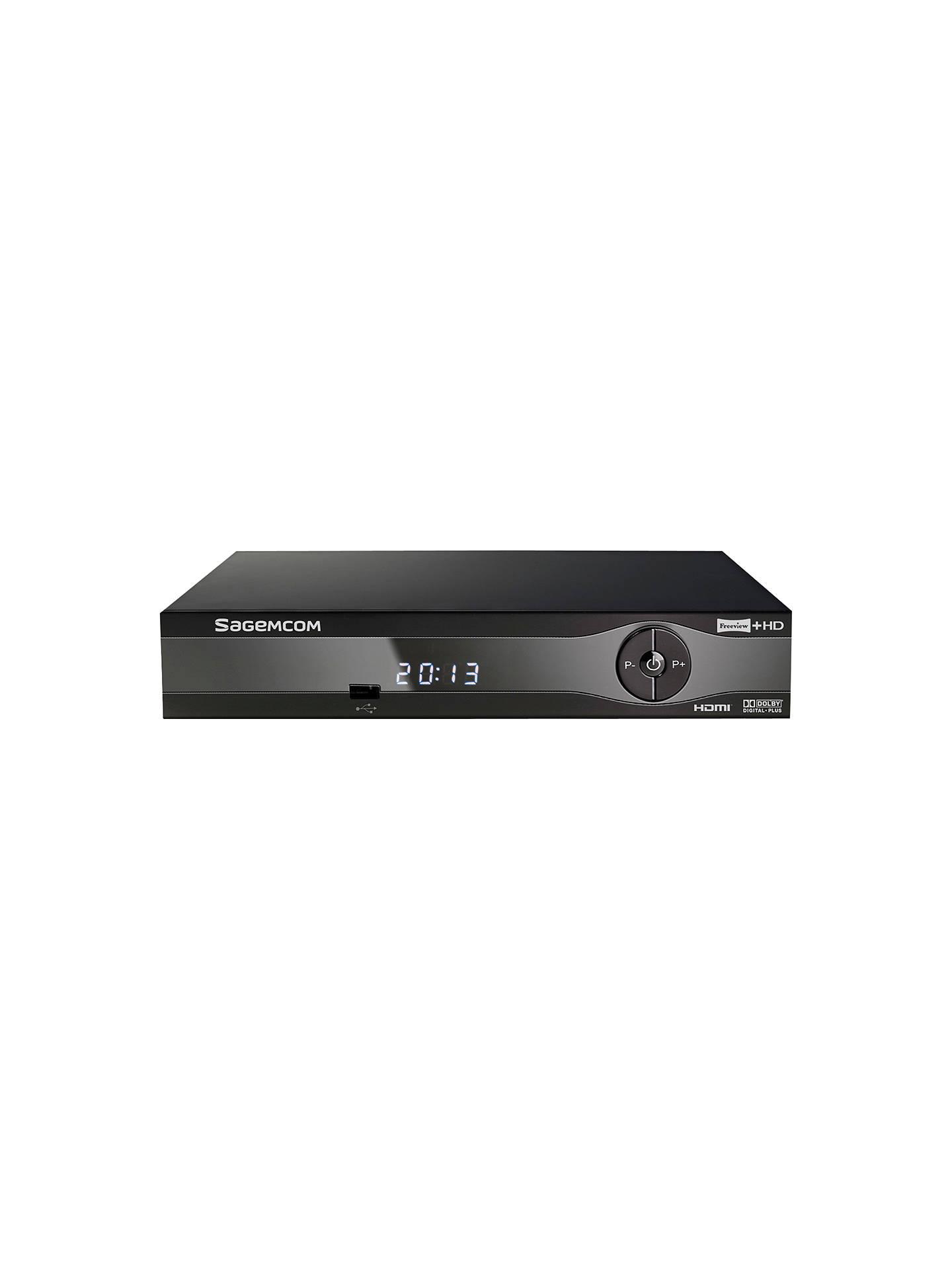 Freeview hd digital tv recorder