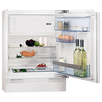 AEG SKS58240F0 Integrated Built Under Fridge with Freezer Compartment A Energy Rating 60cm Wide